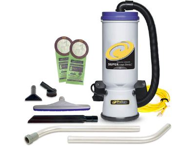 ProTeam Commercial Backpack Vacuum